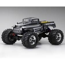 kyosho mad force kruiser readyset 1 8 scale monster truck syncro