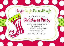 gorgeous christmas party invitation ideas and jingle jingle mix