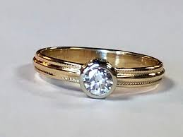 original wedding ring redesigned jewelry archives r h weber jewelry llc