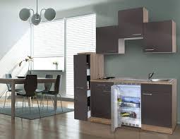 K Henzeile Respekta Küchenzeile Küchenblock Mini Single Küche 180 Cm Eiche
