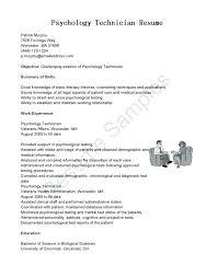 psychology resume template psychology resume sle