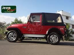 mahindra jeep thar 2016 september 2014 mahindra thar u0026 bolero customization