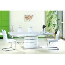 Extended Dining Table Modern Extendable Dining Table Set U2013 Rhawker Design