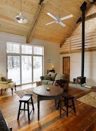 rustic wood ceiling fans wood frame ceiling living room rustic with wood ceiling wood floor