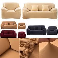 canapé lavable 90 230 cm extensible housse de canapé grand élasticité