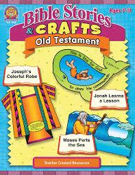 bible stories u0026 crafts old testament mary tucker kim rankin
