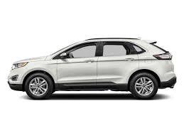 white ford edge 2017 ford edge titanium sacramento ca vacaville modesto