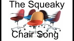 Meme Chair - the squeaky chair song youtube