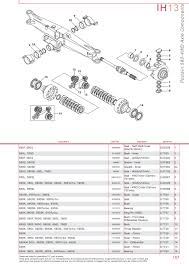 case ih catalogue industrial page 173 sparex parts lists