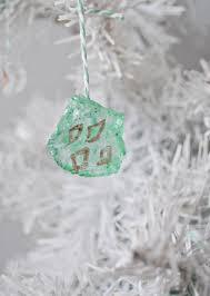 sea glass ornaments a joyful riot