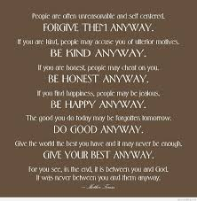 love quotes images famous mother teresa quotes love anyway plaque
