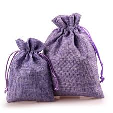 sachet bags 10pcs linen storage pouch for herb lavender sachet bag gift