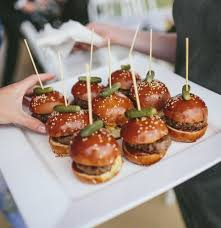 best 25 mini burgers ideas on pinterest mini hamburgers mini