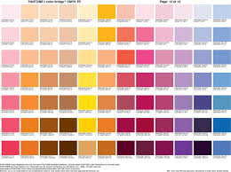 28 fall 2017 pantone colors pantone farbpalette pantone color bridge cmyk pc page 1 of 14 pdf