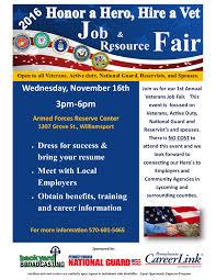 honor a hero hire a veteran job and resource fair connect