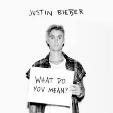 listen hear justin bieber u0027s new song u0027what do you mean u0027 fresh