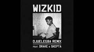 Drake Headshot by Wizkid Ojuelegba Feat Drake Skepta Remix Youtube