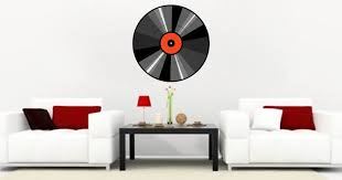 music record wall mural decal music wall decal murals primedecals music record wall mural decal