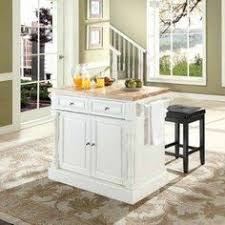 kitchen island bar table mobile kitchen island cart with wood top measures 35 75 h x 53 75