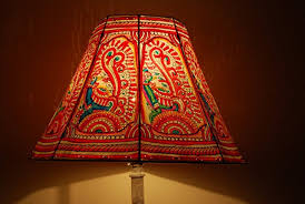 Cool Lamp Shades Awesome Lamp Shades Amazonthe Dominant Motif Shades Of Red
