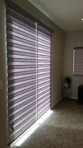 8 Ft Patio Door 8 Ft Sliding Door Zebra Blinds Closed Yelp