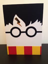 harry potter card by butterflyjy1883 cards and paper crafts at