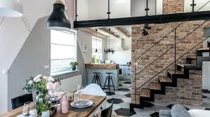 cuisine sous escalier cuisine sous escalier jinvite ma cuisine sous la mezzanine cuisine