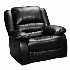 sillon reclinable compra decocenter sillon reclinable ultracuero negro regalo