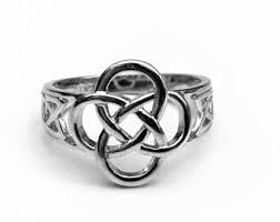 celtic ring celtic ring etsy
