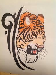 badass tiger drawing fightdor 2018 sep 16 2012