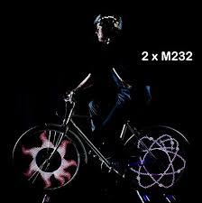 Monkey Bike Lights Monkey Light M232 U2013 200 Lumen U2013 Bike Wheel Light U2013 32 Full Color