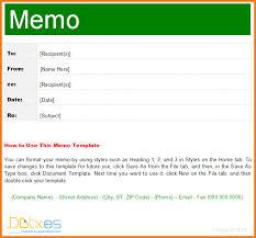 4 interoffice memo template expense report