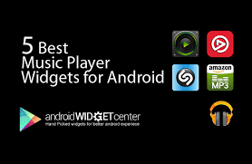 best android player 5 best player widget for android androidwidgetcenter