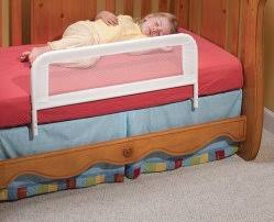 Kidco Convertible Crib Bed Rail Kidco Childrens Bed Rail White Mesh Kidco Crib Rail 3