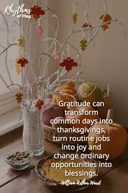 how to make a thankful tree with clay gratitude leaves rhythms of play