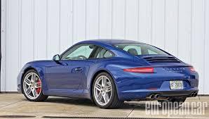2012 porsche 911 s price 2012 porsche 991 911 s european car magazine
