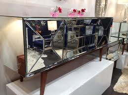 White Buffet Table by Furniture Softening White Mirrored Buffet Table With Amusing