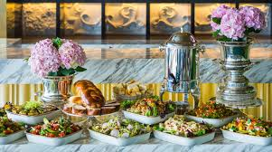 Salad Buffet Restaurants by Aura Reasonably Priced Food In An Elegant Ambience High Net Worth