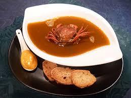 cuisiner crabe soupe de crabes verts la recette facile par toqués 2 cuisine