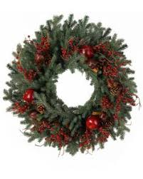 artificial christmas wreaths 18 to 26 artificial christmas wreaths balsam hill