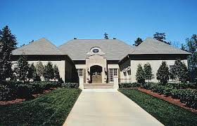 dual master suites 17647lv architectural designs house plans