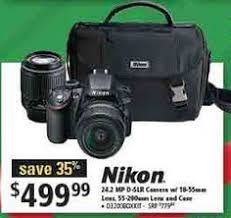 nikon d5300 black friday deals in target nikon d3200 dslr camera with 18 55mm and 55 200mm lenses black