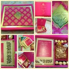 and gold wedding invitation indian shaadi wedding