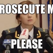 Natalia Poklonskaya Meme - natalia poklonskaya by wazaw meme center