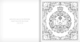 peace on earth coloring book color and contemplate the