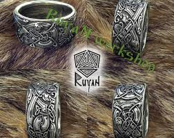 Viking Wedding Rings by Viking Wedding Ring Etsy