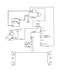 circuit diagram of ac generator circuit and schematics diagram