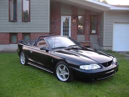 1996 Mustang Gt Interior 1996 Ford Mustang Svt Cobra Pictures Cargurus