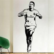 aliexpress com buy free shipping home decor sports footballer
