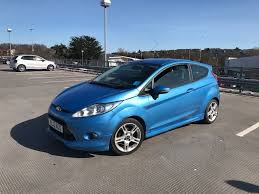 2012 ford fiesta zetec s 1 6 with city pack mot jan 2018 low